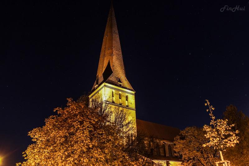 Petrikirche am Alten Markt in Rostock